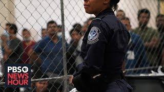 News Wrap: Border Patrol employees under investigation for Facebook posts