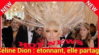 Céline Dion : étonnant, elle partage la même passion qu'Emily Ratajkowski