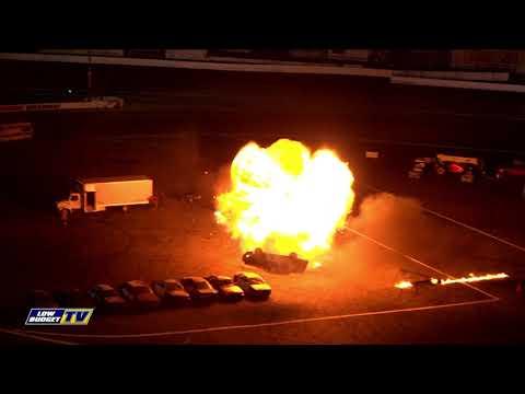 Dr Danger Stunt from Irwindale Speedway 6/8/19