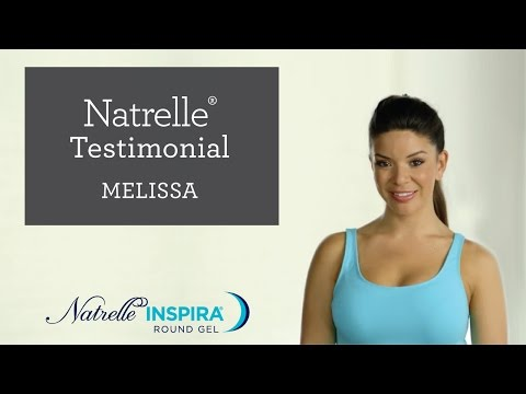 Breast Augmentation with Inspira,  Melissa's Story