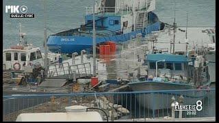 Zypern rettet 33 Flüchtlinge von einem überfüllten Schiff