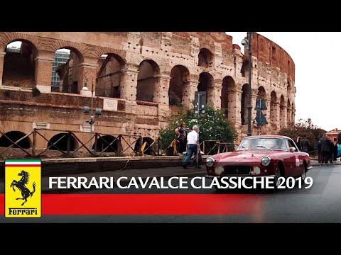 Cavalcade Classiche: an unforgettable parade in Rome