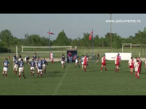 "Ragbi: RK ""Dinamo 1954""  - RK ""Vojvodina Petrovgrad"" 26:43"
