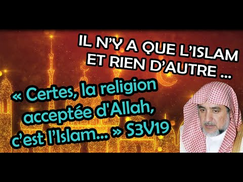 LA VERITE C'EST L'ISLAM ET RIEN D'AUTRE : PAS D'Œcuménisme ...