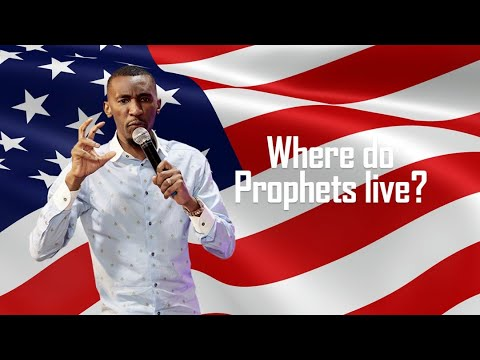 Where Does a Prophet Live?  Prophet Passion Java