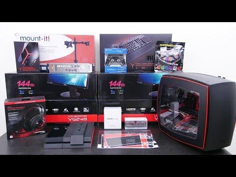 $3500 Ultimate Gaming Setup   Time Lapse Build - UChIZGfcnjHI0DG4nweWEduw