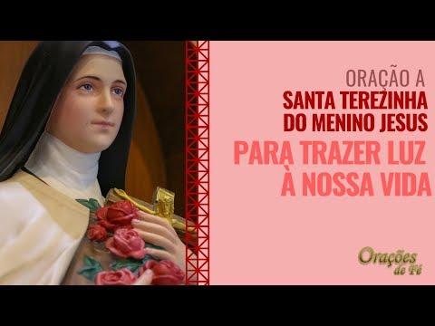Oração de Santa Terezinha do Menino Jesus para trazer luz a nossa vida 🙏❤️