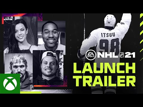 NHL 21 | Recognize Greatness | Official Worldwide Launch Trailer