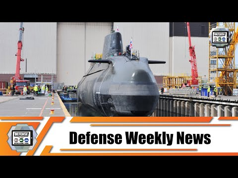 3/4 Weekly April 2021 Defense security news Web TV navy army air forces industry military