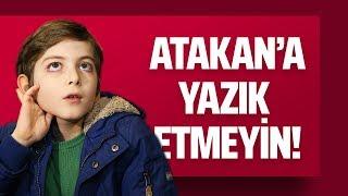 ATAKAN'IN 'PIRLANTA BEYNİNE' YAZIK ETMEYİN!(Gazeteciler-Cuma Obuz)