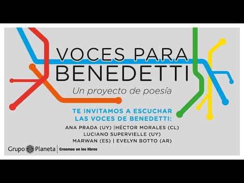 Vidéo de Mario Benedetti
