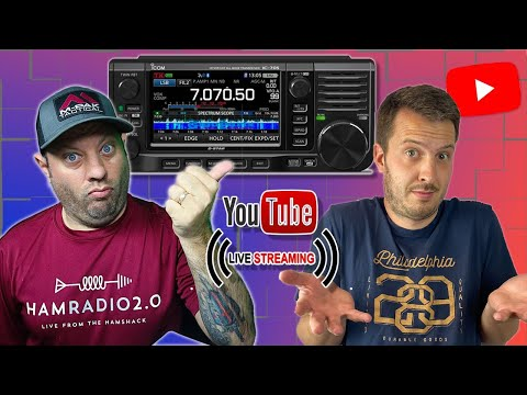 Using the Icom IC-705 and WSJT-x with Hayden from Ham Radio DX!
