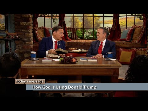 How God Is Using Donald Trump