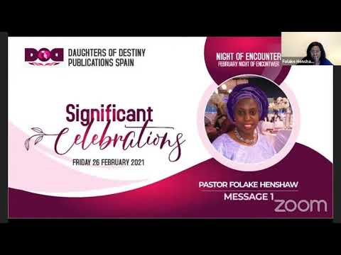 DAUGHTERS OF DESTINY PUBLICATIONS
