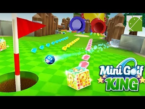 Mini Golf King Multiplayer Game - Android Gameplay HD - UCo17My9pwCkr9l0LP1I-6DA