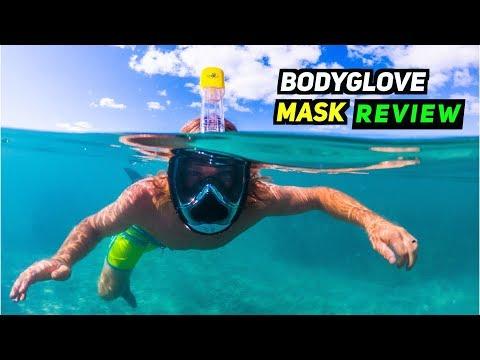 Body Glove Aire Full Face Snorkel Mask Review!   MicBergsma - UCTs-d2DgyuJVRICivxe2Ktg