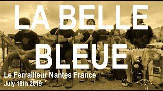 La Belle Bleue Live Acoustic Performance 4K @ Le Ferrailleur Nantes France July 18th 2019
