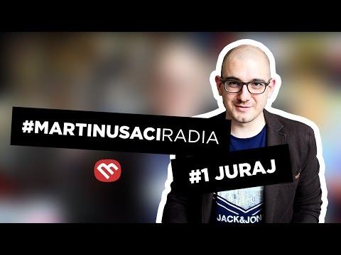Knižné tipy od Juraja - #MartinusaciRadia