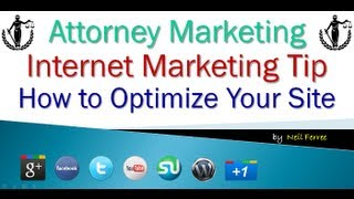 Attorney Marketing - YouTube