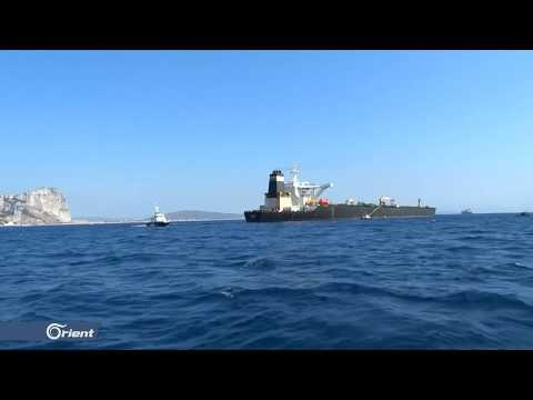 الحرس الثوري الإيراني يحتجز ناقلة نفط أجنبية في الخليج العربي