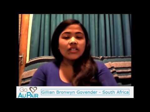 Gillian Bronwyn Govender  South Africa