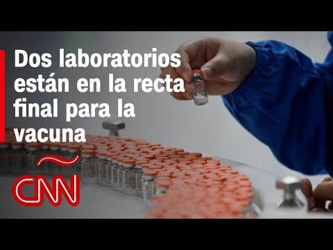 La eficacia de las vacunas candidatas contra el covid-19 reafirma el optimismo de los laboratorios