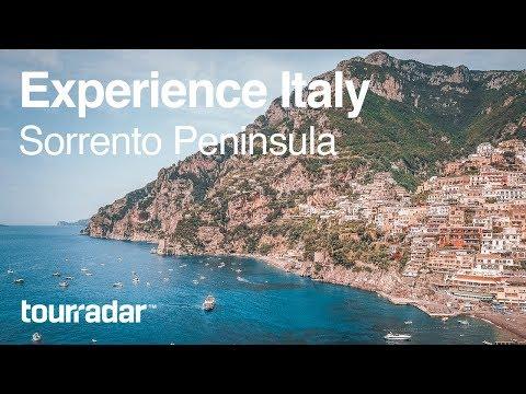 Experience Italy: Sorrento Peninsula