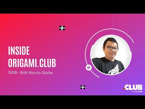 Inside Origami.Club with Founder, Marcio Okabe
