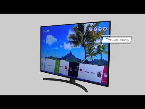 LG UHD UK7550 - 360 Video