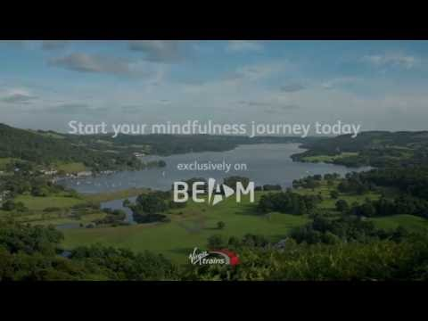 Virgin Trains launches mindfulness content on Beam