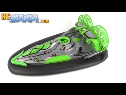Fast Lane RC X-Craft hovercraft review - UC7aSGPMtuQ7uyVEdjen-02g