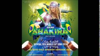 LA LA LA(BRAZIL 2014) (FEAT. CARLINHOS BROWN)[OFFICIAL AUDIO]