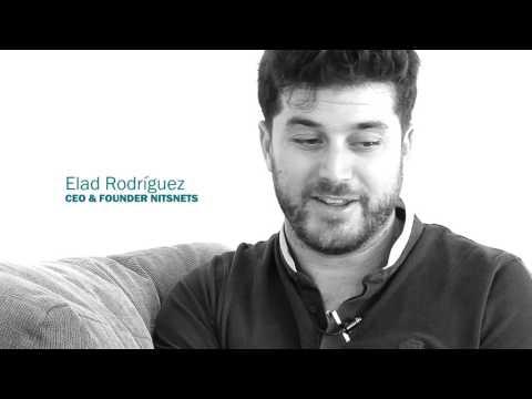 Entrevista Elad Rodríguez, CEO & Founder de la empresa NITSNETS Estudio