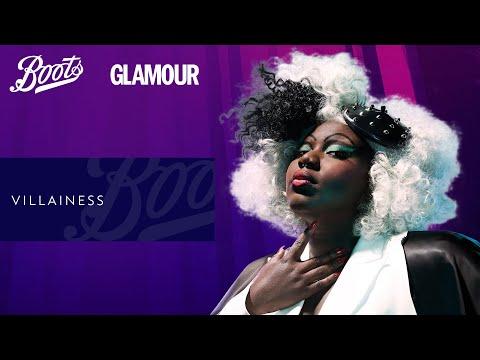 boots.com & Boots Discount Code video: Make-up Tutorial   Halloween Villainess   Boots X Glamour   Boots UK