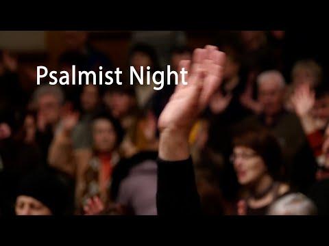 Psalmist Night