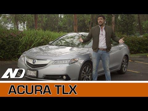 Acura TLX - No hacen las cosas igual a los europeos