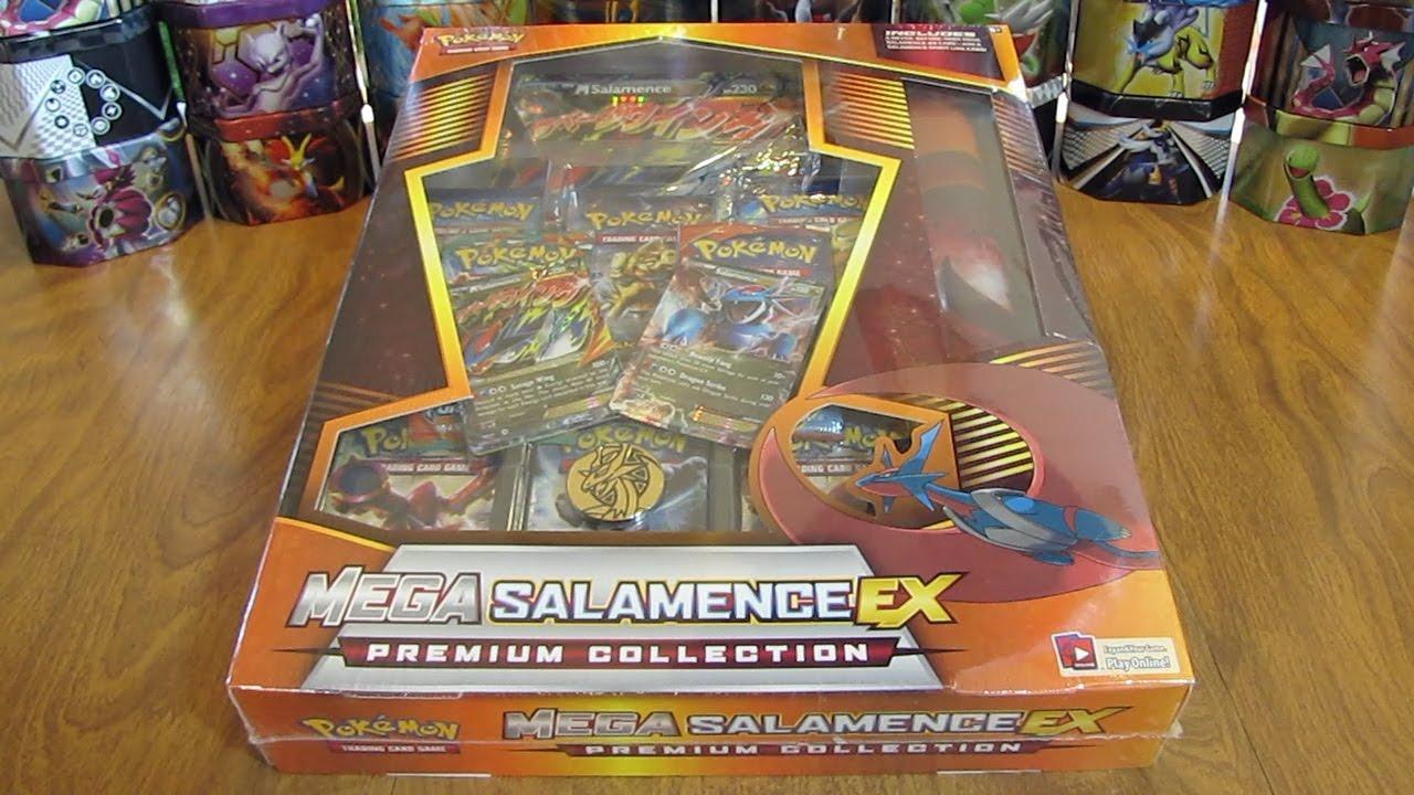 Pokemon TCG Online Mega Salamence EX Premium Collection Online Bonus Code Car