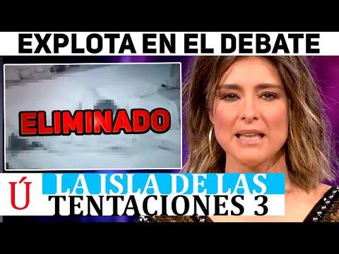 ¡Muy fuerte! Lo que Telecinco ocultó sobre Marina e Isaac en el debate de La isla de las tentaciones