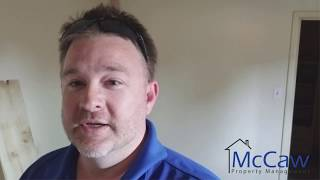 Bring McCaw Property Management Your Problems
