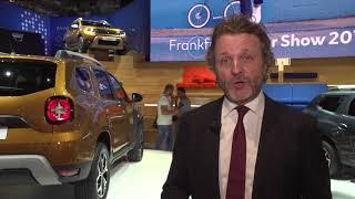 SALONE DI FRANCOFORTE 2017: tutte le novità del Gruppo Renault