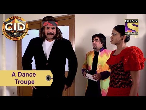 Your Favorite Character | The CID Team As A Dance Troupe | CID - UCpEhnqL0y41EpW2TvWAHD7Q
