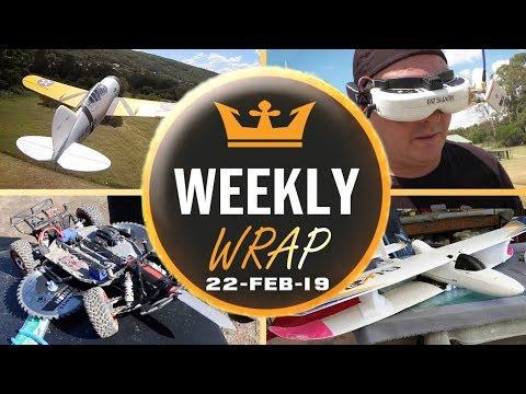HobbyKing Weekly Wrap - Episode 8 - UCkNMDHVq-_6aJEh2uRBbRmw