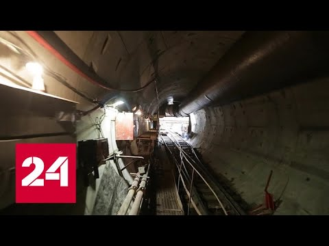 Подземная сеть. Москва наращивает темпы строительства метро. Городские технологии