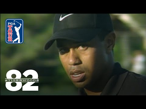 Tiger Woods wins 2002 Bay Hill Invitational Chasing 82