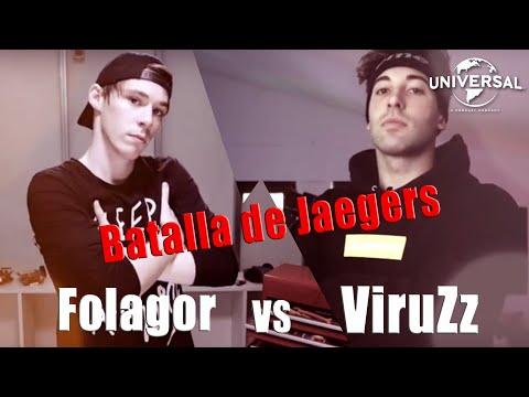 PACIFIC RIM: INSURRECCIÓN - Viruzz y Folagor en un combate de Jaegers