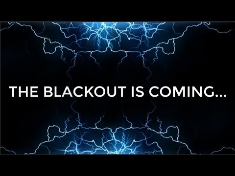 """""""THE BLACKOUT Is Coming""""  NYC a Warning—Says Former White House Official"""