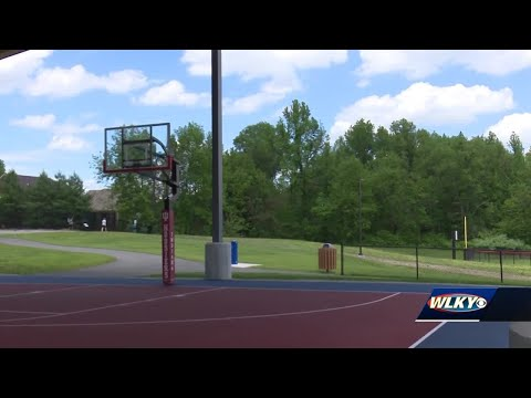 Basketball courts stay closed in Floyd County as others in Indiana reopen