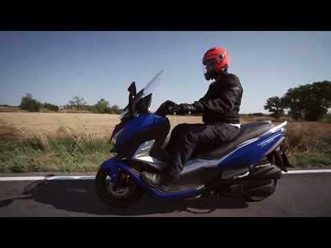 Motosx1000: Primer Contacto Sym Cruisym 125