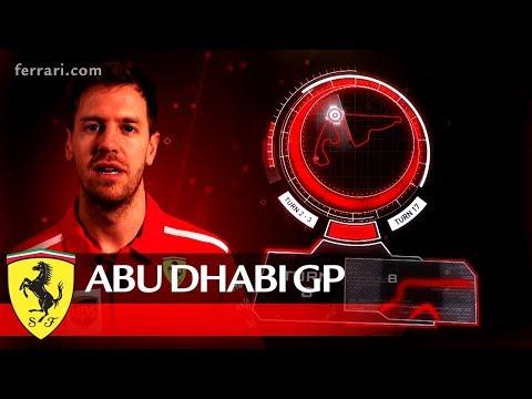 Abu Dhabi Grand Prix Preview - Scuderia Ferrari 2018