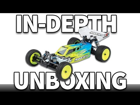 In-Depth Unboxing - Team Associated B6D - UCBDZVt_cCOfMhZSjsZh5Tnw